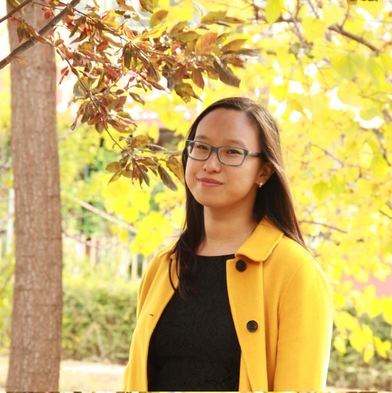 Diana Xin: M Literary Resident 2017