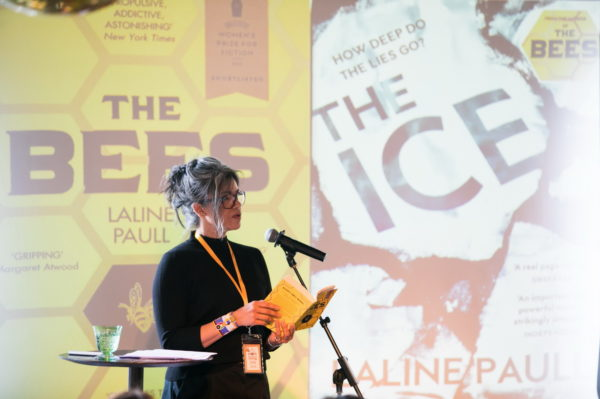 Bestselling Author Laline Paull: From a Bee to an Iceberg | 2018 Shanghai LitFest Podcast
