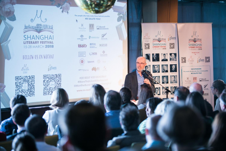 Richard McGregor on Asia's Reckoning | 2018 Litfest Podcast