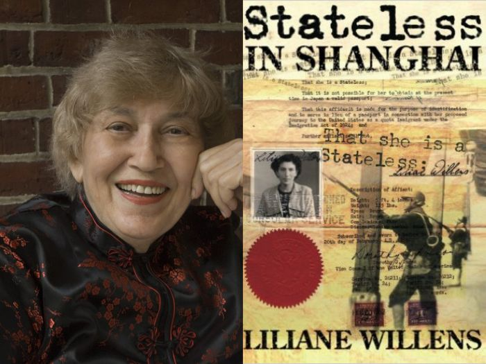 M TALKS CHINA: LILIANE WILLENS ON HARBIN, MANCHURIA– THE RUSSIAN CITY IN CHINA, 1900-1950