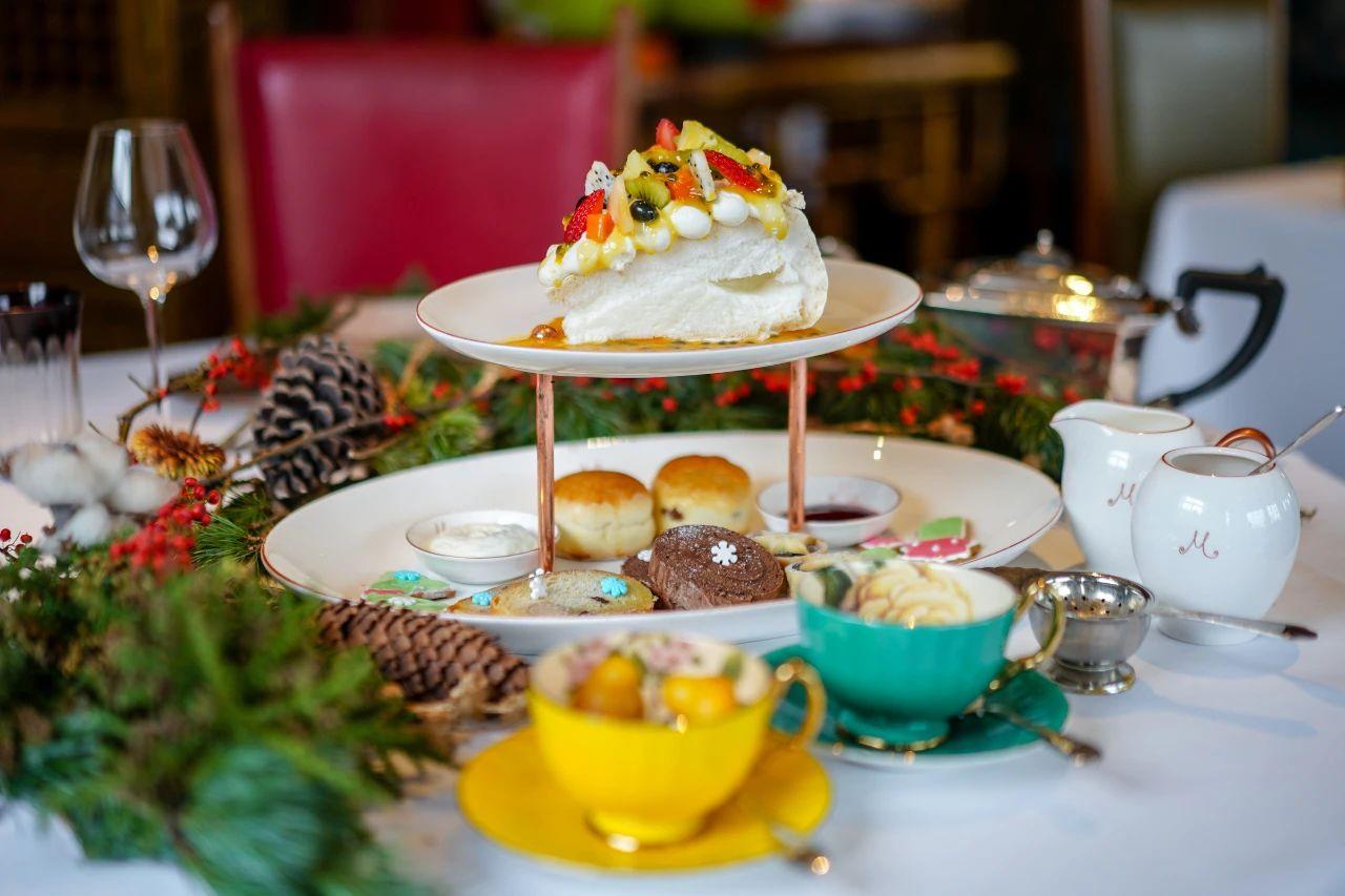 圣诞季下午茶 CHRISTMAS HIGH TEA