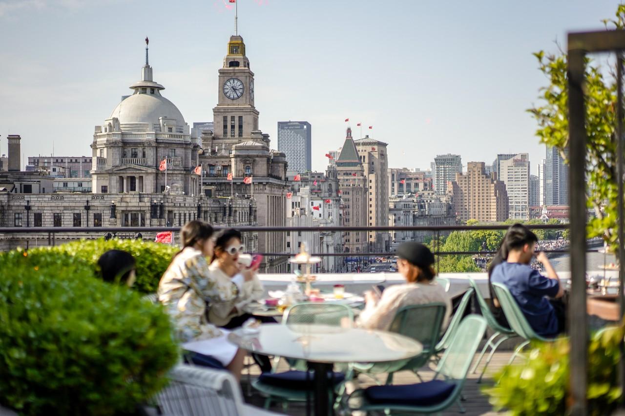 乐享五一长假·尽在米氏西餐厅 MAY DAY HOLIDAYS AT M